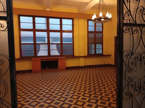 Vista de otro de los salones del hotel Pan American. (Foto: cortesía Ana Lucía Ramírez)