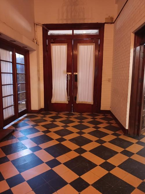 La puerta de ingreso a las instalaciones. (Foto: cortesía Ana Lucía Ramírez)