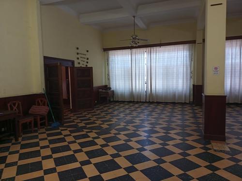 Vista del Salón Real del hotel Pan American. (Foto: cortesía Ana Lucía Ramírez)