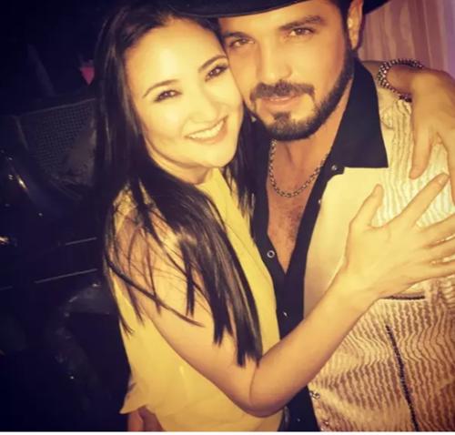 Hiromi y su esposo Fernando Santana. (Foto: Oficial)