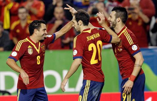 España luchará por defender el campeonato mundial de fútbol obtenido hace cuatro años en Sudáfrica