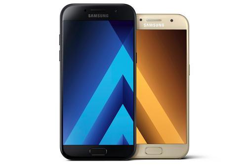 Así luce el Galaxy A5 2017