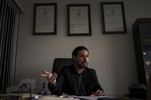 El abogado Guillermo Cifuentes. (Foto: Plaza Pública)