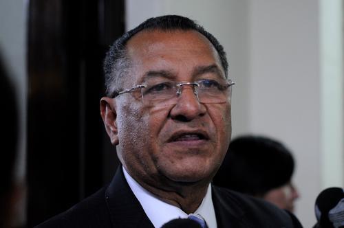 Aristides Crespo es uno de los diputados más antiguos. (Foto: Archivo/Soy502)