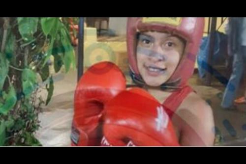 La adolescente se dedicaba también al deporte en Sololá. (Foto: Facebook/Noticias Sololá)