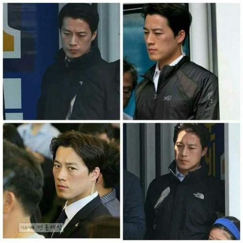 El guardaespaldas coreano Choi Young-jae es muy popular. (Foto: Twitter/HoGyutiful)