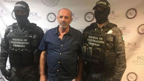 Las autoridades encontraron Giulio Perrone, quien pasó varios años viviendo en México. (Foto: Infobae)