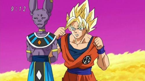 Dragon Ball Super  episodio 5 foto