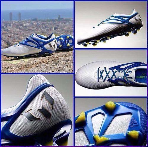 nuevos zapatos de futbo, adidas que usarçá messi en champions foto