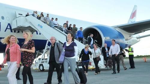 """Ryanair ofrece muchos servicios """"extra'. (Foto: Infobae)"""