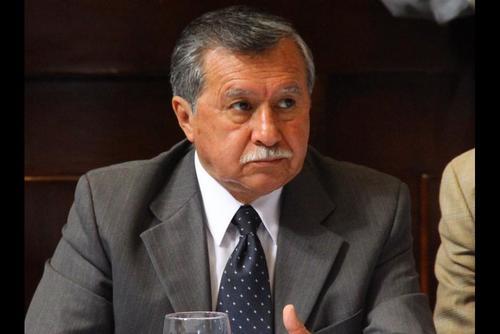 El subjefe de la bancada FCN es quien más ha visitado la Casa Presidencial. (Foto: Archivo/Soy502)