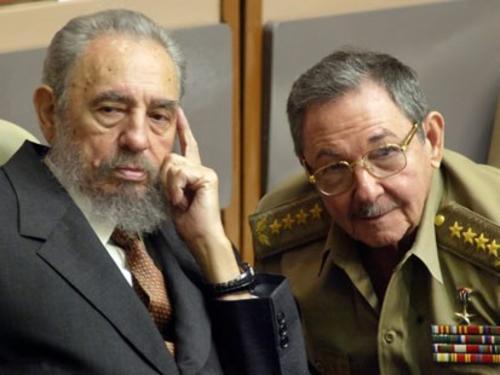 Raúl Castro viajará a Sudáfrica