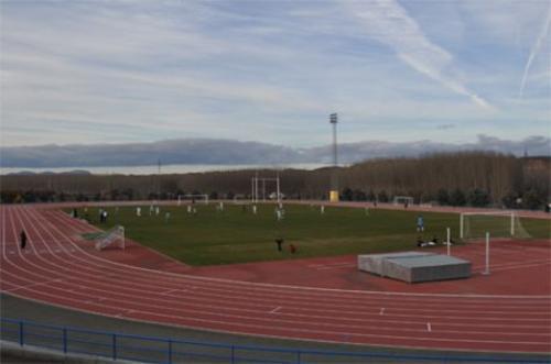 Parte de los complejos deportivos donde podría entrenar Barrondo en España.