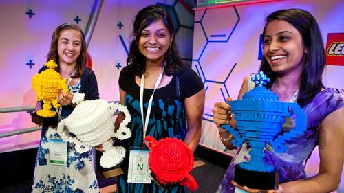 En uno de los premios recibirás entradas para LEGOLAND Dinamarca y un juego de construcción de LEGO personalizado. (Foto: abcnews.go.com)