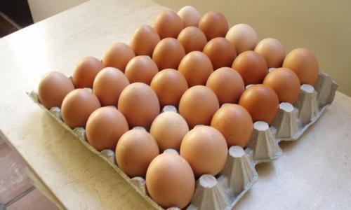 Un cartón de 30 huevos es más caro que un galón de gasolina. (Foto: elnacional.com)
