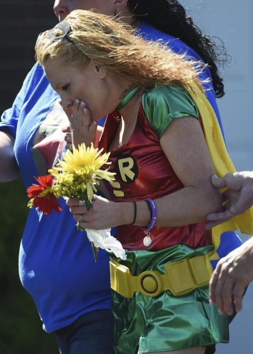 El dolor fue evidente en cada uno de los asistentes. (Foto: larazon.es)
