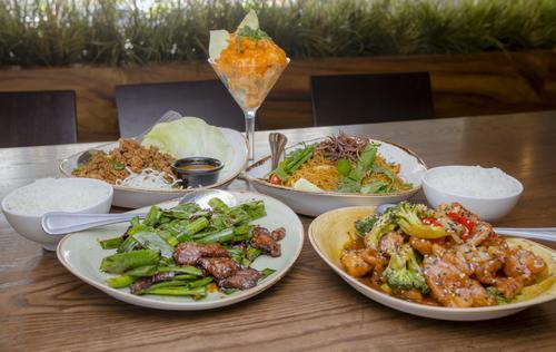 El wok, altas temperaturas y alimentos frescos, hacen una combinación que solo encuentras en P.F. Chang's.(Foto: George Rojas/Soy502)
