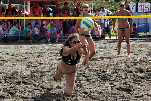 Voleybol de Playa