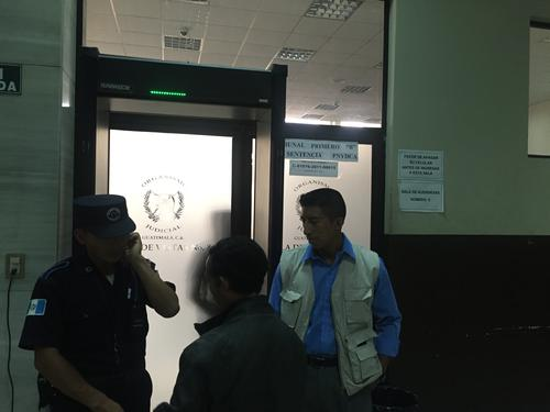 El juicio por genocidio sigue en desarrollo a puertas cerradas. (Foto: Evelyn de León/Soy502)