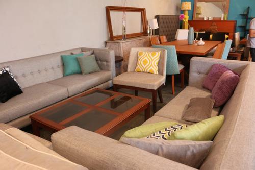 Conoce al sanjuanero que ha logrado vender sus muebles en for Muebles encantadores del pais elegante