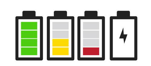 El uso apropiado de las baterías prolonga su vida útil.