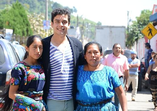 Ixcanul entró con fuerza en su tierra. (Foto: Selene Mejía/Soy502)