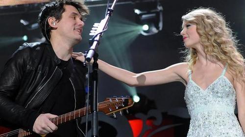 John Mayer y Taylor Swift tuvieron un corto pero intenso romance. (Foto: Infobae)