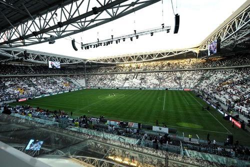 El Juventus Stadium en Turín, Italia