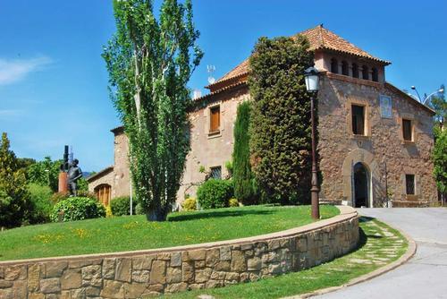 La antigua edificación de La Masia funcionó desde 1979 hasta el 30 de junio de 2011