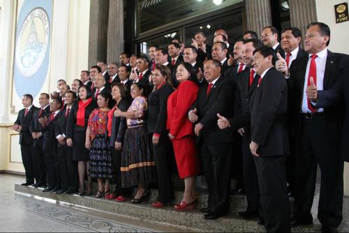 10 de cada 11 diputados electos por Lider migraron a otras agrupaciones políticas. (Foto: Archivo/Soy502)