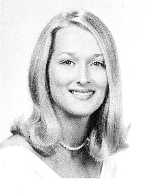 Meryl Streep, por siempre elegante.
