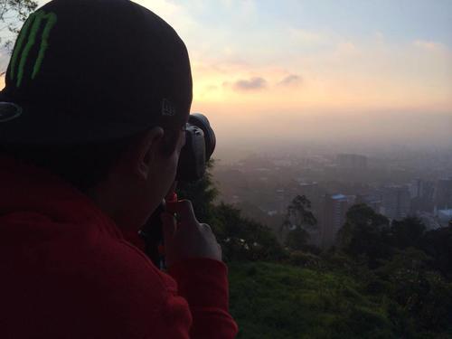 Rodrigo Jo es un joven estudiante que dedicó sus vacaciones a la producción de este video.