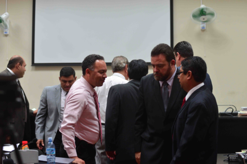 En el caso de corrupción en el Sistema Penitenciario también estaba involucrado su exdirector. (Foto: Archivo/Soy502)