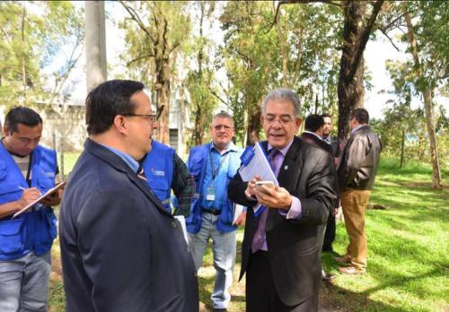 De León Zea ha prometido una reforma de los centros de detención para garantizar la seguridad. (Foto: Archivo/Soy502)