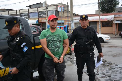 José Alfonso De León fue capturado como el principal sospechoso. (Foto: Vinicio Tan/NuestroDiario)