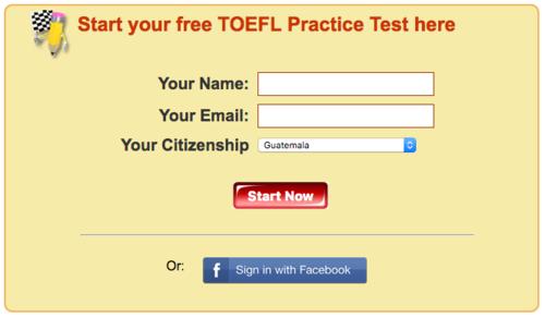 Para acceder a esta prueba es necesario que ingreses tu correo.
