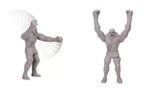 Estos podrían ser los nuevos patrulleros de arcilla de los Power Rangers.
