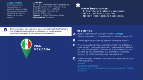 Estos son los pasos que debes seguir para tramitar la visa