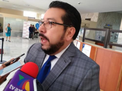 La denuncia contra Nicolás García fue presentada este 24 de mayo. (Foto: Soy502)