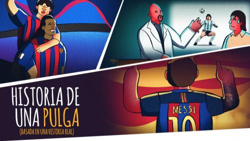 El cómic ilustra la vida de Lionel Messi y las dificultades que atravesó para convertirse en uno de los mejores futbolistas a nivel mundial.