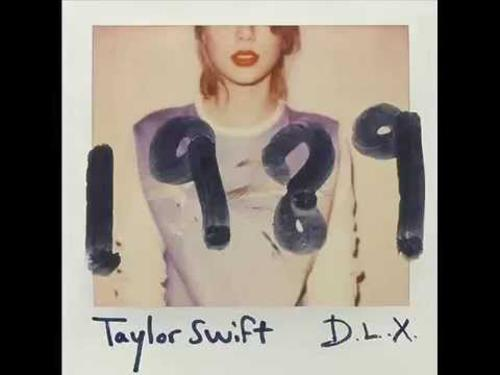 Imagen disco T. Swift