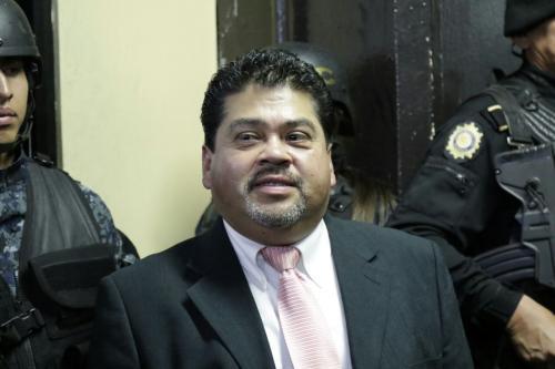 """Juan Samayoa es el abogado defensor de """"La Patrona"""". (Foto: Alejandro Balán/Soy502)"""