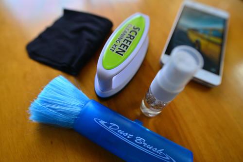 Busca implementos de limpieza especiales para electrónicos. (Foto: Wilder López/Soy502)