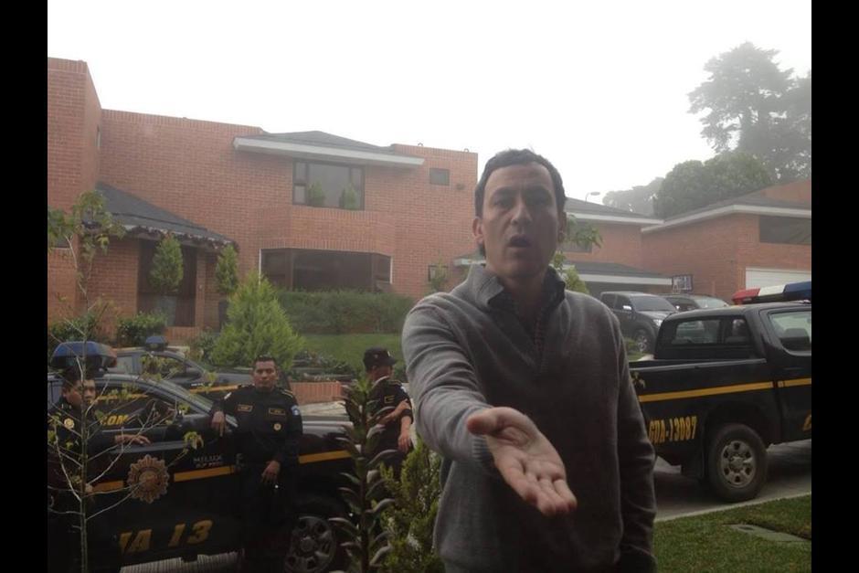 Allan Marroquín es sindicado en el caso TCQ. (Foto: Archivo/Soy502)
