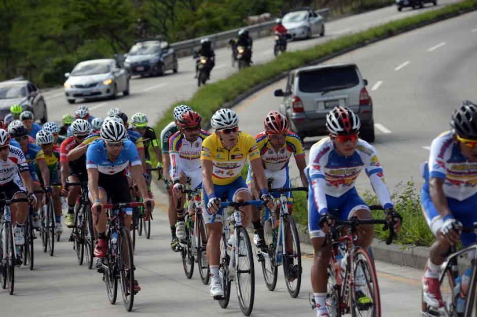 etapa tres vuelta a Guatemala foto
