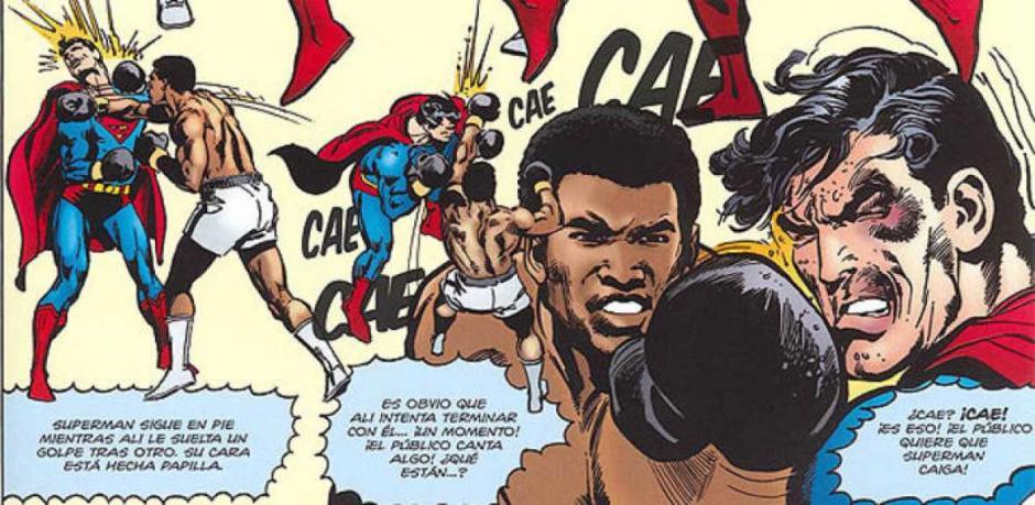 La leyenda de Muhammad Ali superó la ficción. (Foto: CNN)