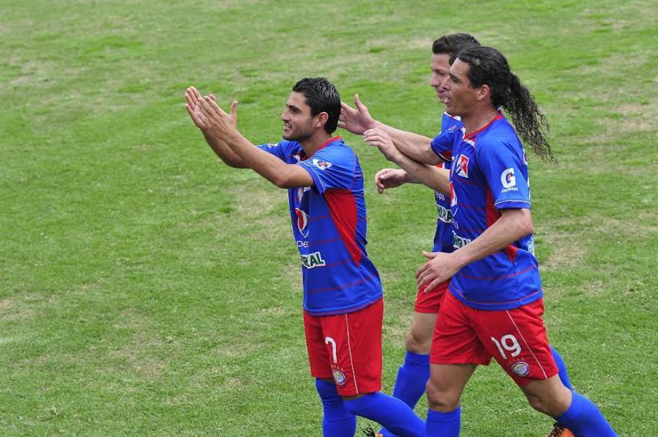 XElajú, Municipal, El Trébol, Clausura 2014, Clausura 2014, Guatemala