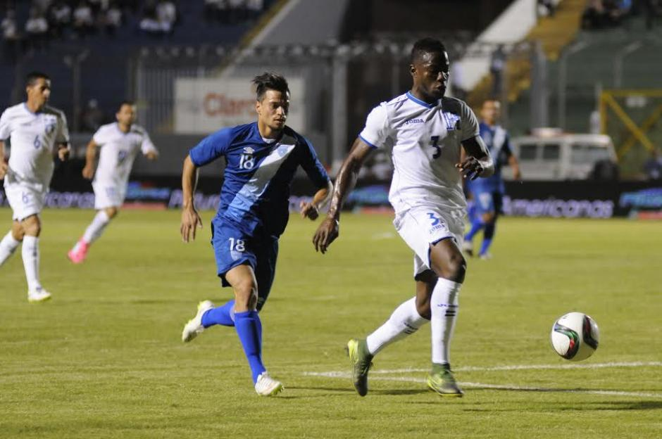 La Selección de futbol de Guatemala enfrentó a Honduras en Tegucigalpa.(Foto: Orlando Chile/ Nuestro Diario)