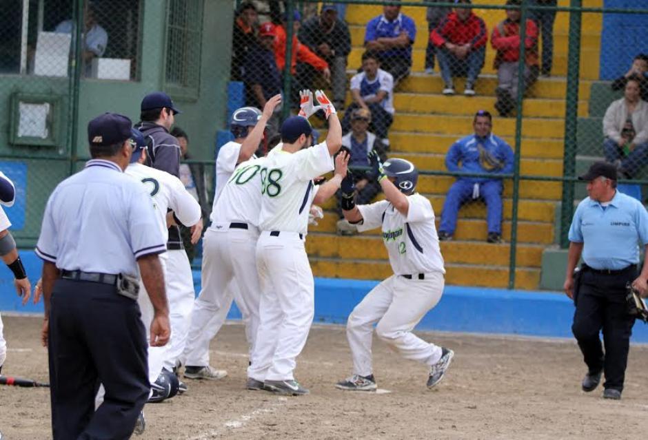 La novena de sóftbol de Guatemala se consagró como campeona de Centroamérica. (Foto: CDAG)