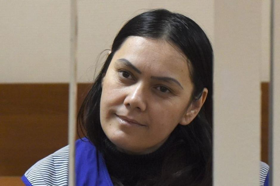 Niñera que habría decapitado a niña afirma que no se arrepiente del crimen. (Foto: AFP)
